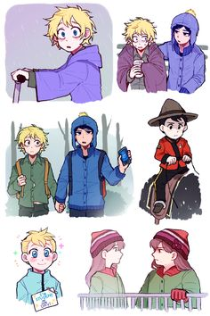 Read Creek 3 from the story South Park (Imágenes yaoi) by S_M_Piu with reads. South Park Anime, South Park Fanart, Sapo Meme, Style South Park, Tweek And Craig, Tweek South Park, Imagenes My Little Pony, Anime Lindo, Park Art