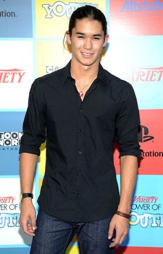 Boo Boo Stewart @ The Variety's Power of Youth Event Fashion