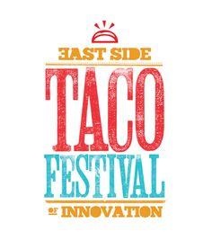 Taco Festival Logo