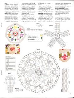 Craft with love ... by Lu Guimarães: Carpets Magazine Full