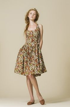 Mrs Pomeranz  Summer Dress