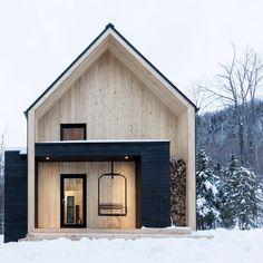 Villa Boréale by CARGO Architecture #architectureinteriorO2T #currentmoodO2T