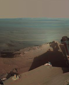 Mars as seen by the Rovers.