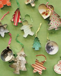 50  Wonderful and Simple DIY Christmas Tree Decorations You'll Love Making
