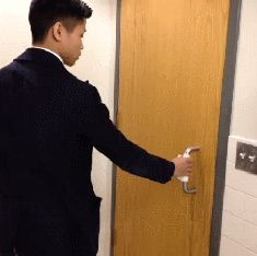 Funny pictures about Exiting A Public Bathroom. Oh, and cool pics about Exiting A Public Bathroom. Also, Exiting A Public Bathroom photos. Bathroom Hacks, Bathroom Humor, Men's Bathroom, Funny Pins, Funny Memes, Hilarious, Funny Stuff, Funny Quotes, I Love To Laugh