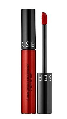 SEPHORA COLLECTION Cream Lip Stain Liquid Lipstick 01 Always Red - matte bold classic red
