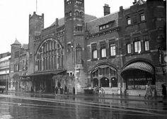 Station Haarlem (jaartal: 1945 tot 1950) - Foto's SERC