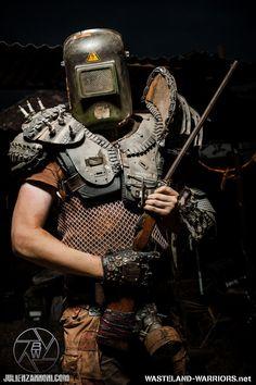 Wastelander Portraits: Hammer by Wasteland-Warriors on DeviantArt
