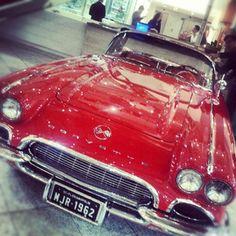 Expo de carros antigos