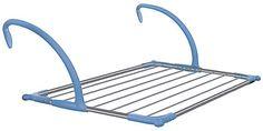 "Indoor-Outdoor Drying Rack Deluxe Handrail - Strata® (Maximum Unfold Size 29"" x 17"" x 9"")"