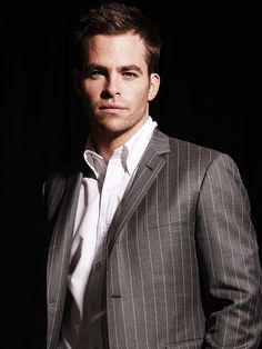 Chris Pine - Christian, quite possible
