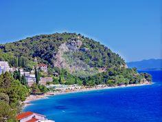 ŽIVOGOŠĆE - Nimfa Panorama Riviera Beach, Croatia, Beaches, Places To Visit, Water, Outdoor, Gripe Water, Outdoors, Outdoor Games