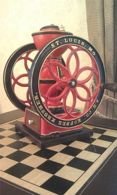 Doral Designs Coffee Maker With Grinder And Timer : General store coffee grinders on Pinterest Country Stores, Vintage Coffee and Coffee