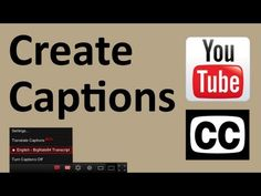 How To Add Closed Captions To A YouTube Video - YouTube