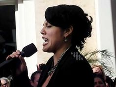 "Sara Ramirez singing ""The Story"" Alternate version ... love her ""growl"" ... sing it sister! -Grey's Anatomy The Music Event"