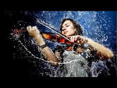 Lindsey Stirling - Crystallize. This girl is absolutely amazing. I cannot wait to show Alexis this, I know she'll love it.