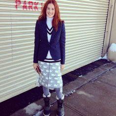 New York Fashion Week Fall 2013 Diary - Taylor Tomasi Hill of Moda Operandi - Harper's BAZAAR