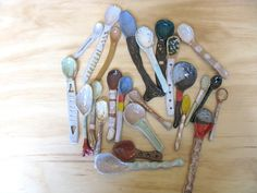 New spoons in from Shino Takeda :)