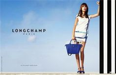 Longchamp Ad Campaign Spring/Summer 2015
