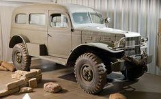 1942 Dodge WC53 4x4 Field Sedan