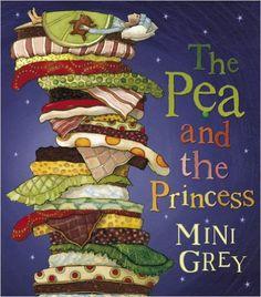The Pea And The Princess: Amazon.de: Mini Grey: Fremdsprachige Bücher