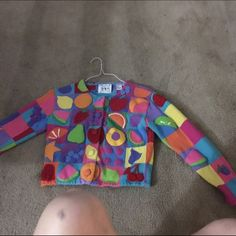 Colorful jacket Colorful jacket Jackets & Coats Blazers