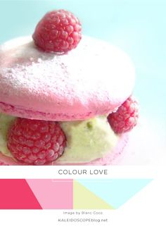 Colour Love 85 Colour Palette Inspiration Kaleidoscope