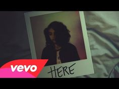 """Alessia Cara - Here- """"I'm sorry if I seem uninterested/Or I'm not listenin', or I'm indifferent/Truly I ain't got no business here...'"""