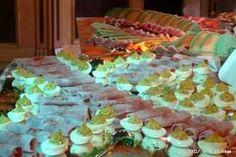 Buffet - Ausschnitt Party, Buffet, Dinner, Cake, Desserts, Food, Neckline, Dining, Pie Cake