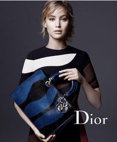 September 9, 2015: New Jennifer Lawrence pictures for Be Dior!
