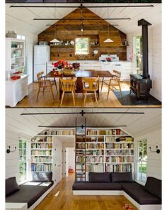 """Notice I didn't say """"Tiny House"""". Just small. Could do this in the workshop."""