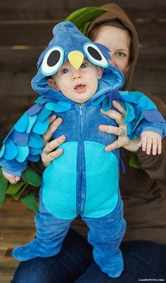 352 best adorable felt crafts images on pinterest no sew felt owl baby halloween costume solutioingenieria Choice Image