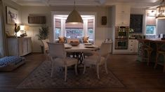 Instant Family - Beauchamp Fontaine Style At Home, Family Room, Home And Family, Dinning Room Tables, Kitchen Tables, Fixer Upper House, Welcome To My House, House Inside, Cool Rooms