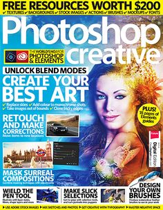 Download link:  megafilesfactory.com/444162c048d9368b/Photoshop Creative - Issue 149  UK