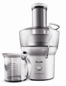 Breville RM-BJE200XL Certified Remanufactured Compact Juice Fountain 700-Watt Juice Extractor Review