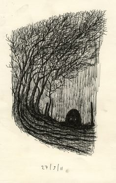 old / Stanley Donwood/Dr.Tchock (WHatHAVEYOUDONEtoMYFACE)