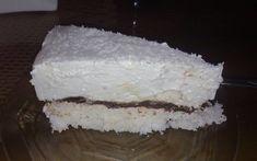Jednu kokos fantaziju već smo opisali na ovom portalu, a sada pod istim imenom donismo nešto novo, malo složenije za pripremu, ali jako fino. Potrebno: Za biskvit: 4 bjelanjka 250 g šećera 150 g kokosa Za preljev: 100 g čokolade (mliječne ili za kuhanje) 4 kašike mlijeka 2 kašike kakaa 1 kašika Nescafea Krema: 1/2 …