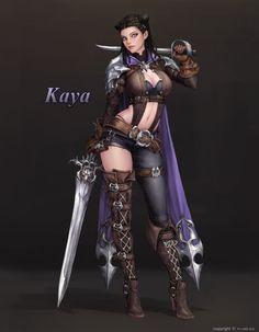 Fantasy Fighter, Fantasy Armor, Medieval Fantasy, High Fantasy, Fantasy Women, Fantasy Girl, Female Character Design, Character Concept, Character Art