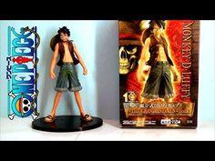 One Piece Monkey D Luffy DX The Grandline Men Vol 1: http://youtu.be/REg9ScU194c #onepiece #luffy