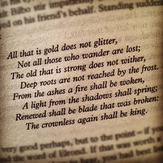 (BT- I just found this tonight but before hand, I just created this board)       One of my favorite quotes ever. Rock on JRR Tolkien. Rock on. irishiris