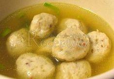 Kuřecí noky do polévky Pickles, Cucumber, Garlic, Beans, Food And Drink, Potatoes, Vegetables, Recipes, Soups