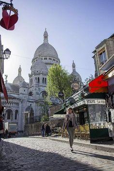 Paris - Montmartre - Sacré Coeur