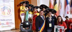 México obtiene medalla de oro en Olimpiada Femenil de Matemáticas.