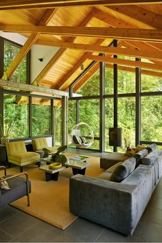 Design your dream home effortlessly and have fun. An advanced and easy-to-use home design tool - Interior Exterior, Interior Architecture, Room Interior, Riverside House, My Dream Home, Future House, Beautiful Homes, Beautiful Scenery, Beautiful Space