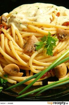 Spaghetti, Food And Drink, Pasta, Ethnic Recipes, Fit, Bulgur, Noodles, Spaghetti Noodles, Ranch Pasta