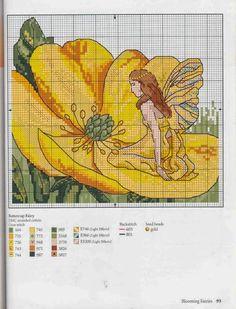 four flower fairys 4/4