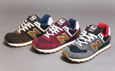New Balance 574 'Canteen' Pack