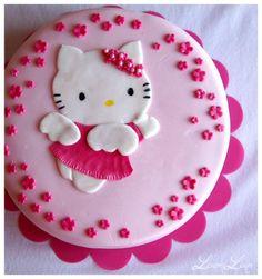 Hello Kitty Cake - LeivinLiina - Vuodatus.net