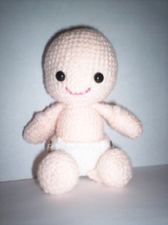decently easy to follow. i few confusing parts but nothing you can't improvise past. i made mine all different crazy colors :) free crochet pattern doll 7 inches