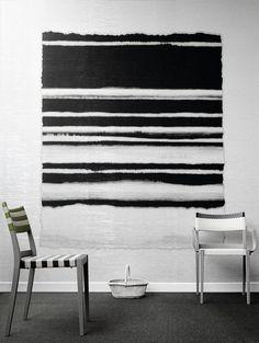 Équateur, vanishing line... #elitis #wallcovering #interiordesign #interiors #wallpaper #colours